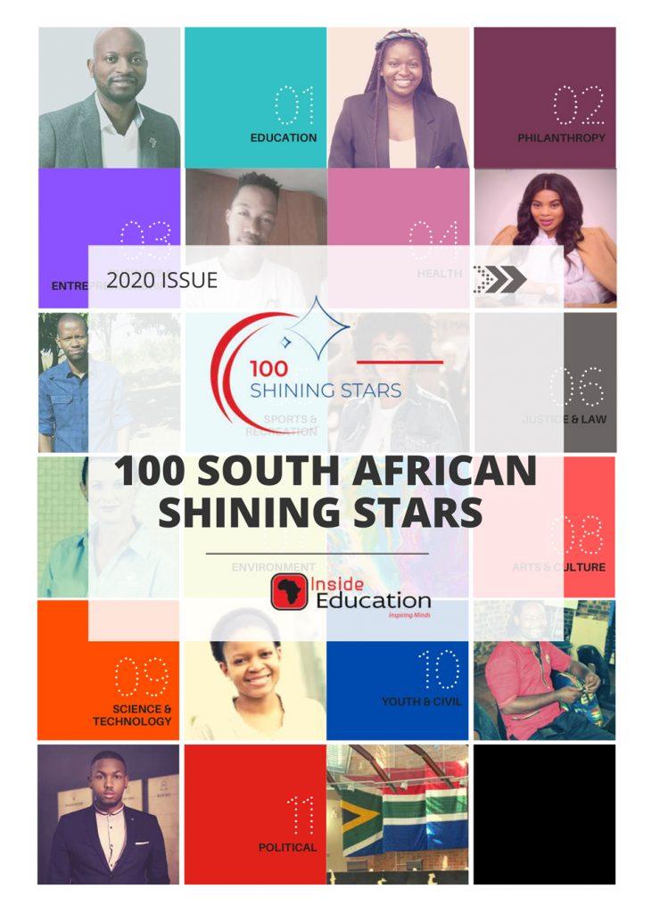 100 shining stars revealed
