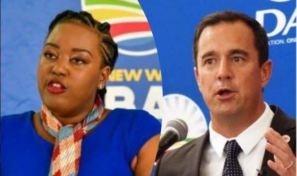 DA Federal Congress: Steenhuisen vs Mbali Ntuli