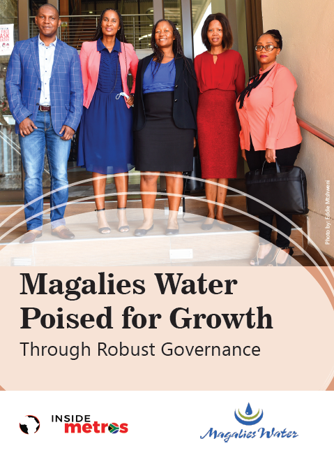 Magalies Water Ebook