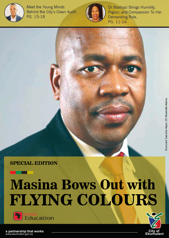 Mzwandile Masina bows out with flying colours